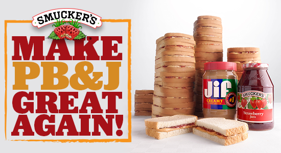 Smucker's: Make PB&J Great Again
