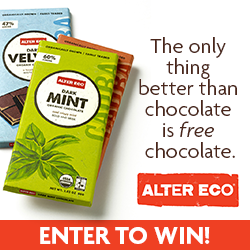 Alter Eco giveaway