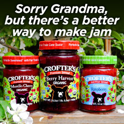 sorry, grandma, but there's a better way to make jam
