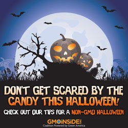 don't get scared by candy this Halloween
