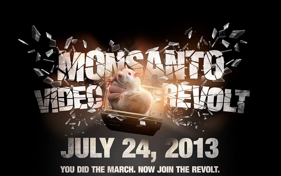 Monsanto Video Revolt