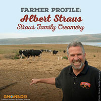 Farmer Profile: Albert Strauss, Strauss Family Creamery