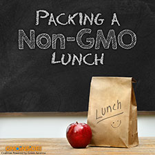 Packing a non-GMO lunch