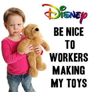 Tell Disney to Treat Workers Better